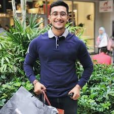 Muhamad Azreen User Profile