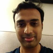 Krishnamurthy Brugerprofil