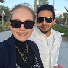Giannina And Mehdi User Profile