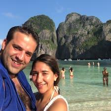 Profil utilisateur de Denisse & Sergi