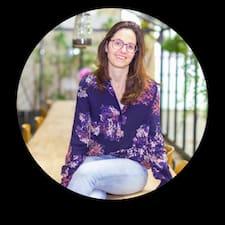 Krista felhasználói profilja