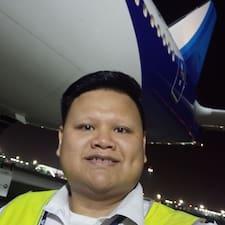 Mohd Shufiarif - Uživatelský profil