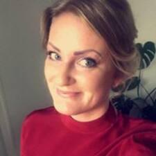 Lisbeth felhasználói profilja
