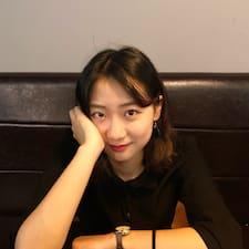 Perfil do utilizador de 由美