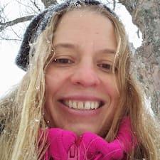 Profil utilisateur de Christine.