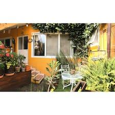 Användarprofil för Airbnbolvido19