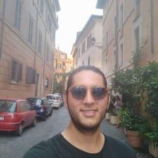 Rosalio felhasználói profilja