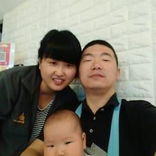 Användarprofil för Zheng