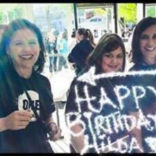 Hilda felhasználói profilja