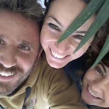 Simone, Francesca&Alessia User Profile
