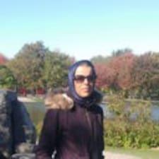Meryam User Profile