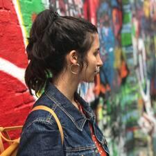 Profil utilisateur de Ana Pedro