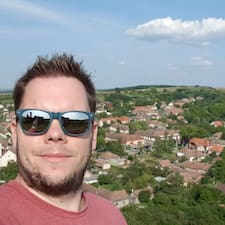 Profil utilisateur de Vilmos Gergő