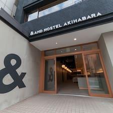 Henkilön And Hostel Akihabara käyttäjäprofiili