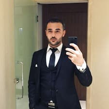 Yakup felhasználói profilja