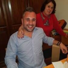 Användarprofil för Rocco Adamo