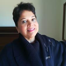 Eliana Gisela felhasználói profilja
