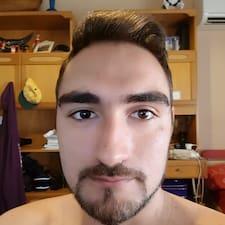 Spyros User Profile