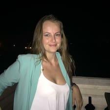 Profil utilisateur de Angelina