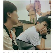 Profil utilisateur de Xiuming