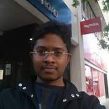 Gebruikersprofiel Ravi Kiran
