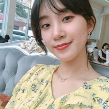 Perfil do usuário de 한나
