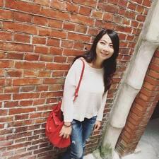 Nutzerprofil von Hsiuyun