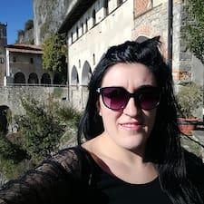 Simona - Uživatelský profil