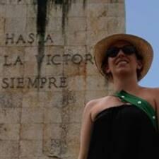 Verónica felhasználói profilja