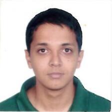 Vaishnav的用戶個人資料