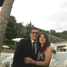 Federico & Antonella是房东。