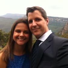 Profilo utente di Natalia & Ryan