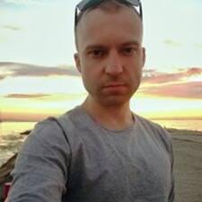 Dmitri User Profile