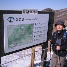 Perfil do utilizador de 웅서
