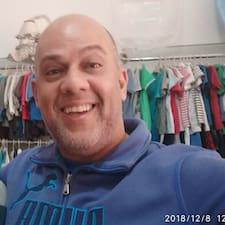 Jose Edmilson felhasználói profilja