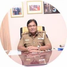 Profil utilisateur de Priyantha