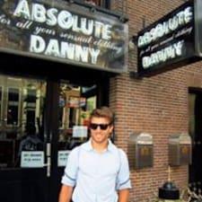 Danny的用戶個人資料