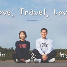 Nutzerprofil von Hyunsoo