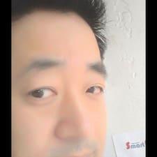 Perfil do utilizador de 영훈