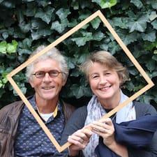 Frank & Yvonne felhasználói profilja