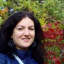 Vasilka User Profile