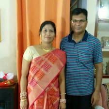 Nirmala felhasználói profilja