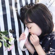 怡琳 felhasználói profilja