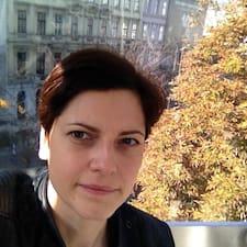 Profil utilisateur de Ildikó