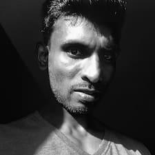 Gurunathan的用戶個人資料