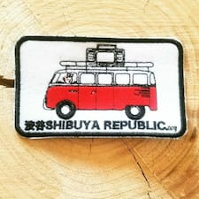 Profil korisnika ShibuyaRepublic