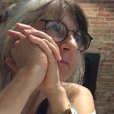 Henkilön Dorothy käyttäjäprofiili