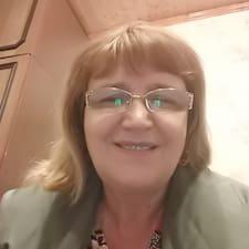Galina User Profile
