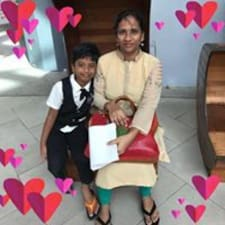 Nutzerprofil von Sharmila