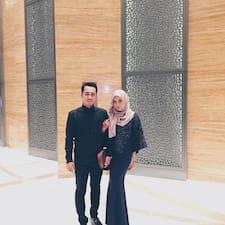 Perfil de usuario de Nur Adilah